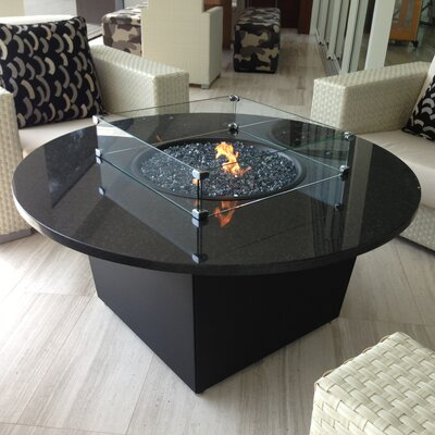Firetainment Riviera Gas Fire Table