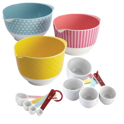 Tools Mix and Measure Set by Cake Boss