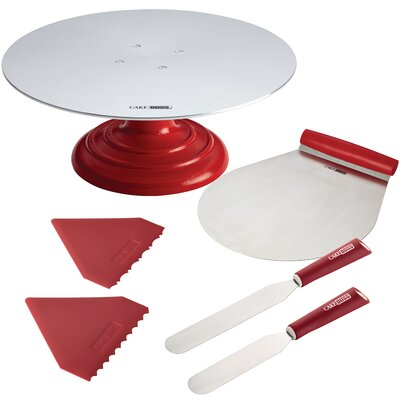 Decorating Cake Stand Set by Cake Boss