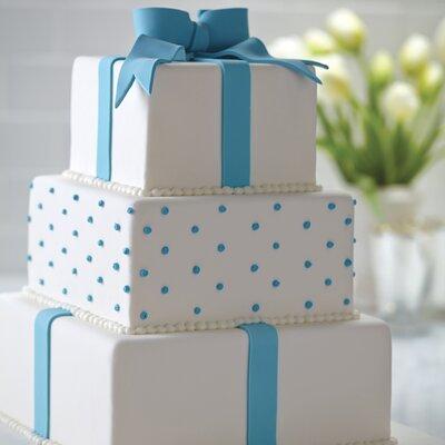 Cake Boss Professional 3 Piece Square Cake Pan Set