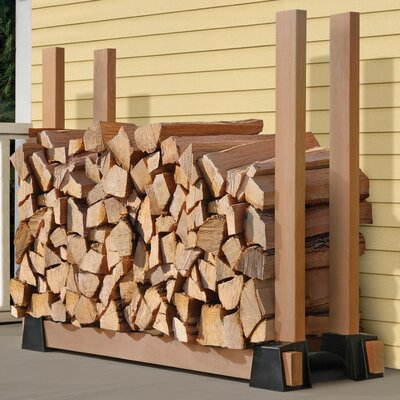 ShelterLogic Lumber Rack Firewood Bracket Kit