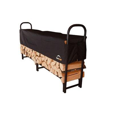 """ShelterLogic 96"""" Covered Firewood Rack"""