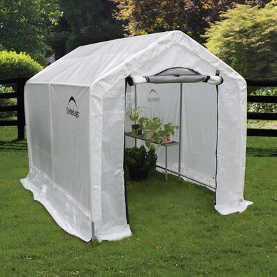 GrowIt® Backyard 6 Ft W x 8 Ft D Greenhouse by ShelterLogic