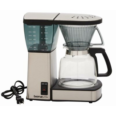 8 Cup Coffee Maker by Bonavita