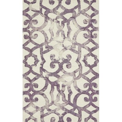 Lorrain Violet Rug by Feizy