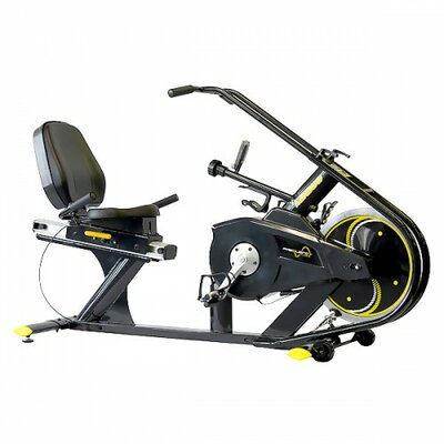 Magnetic Recumbent Light Commercial Indoor Cycling Bike by Unified Fitness Group