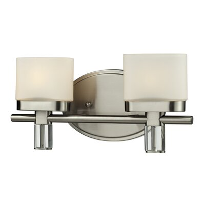 Nulco Lighting Tassoni 2 Light Bath Vanity Light