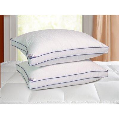 Heirloom Swiss Dot Standard Pillow by Blue Ridge Home Fashion