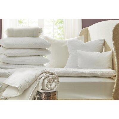 Blue Ridge Home Fashions White Goose Feather Jumbo Body Pillow