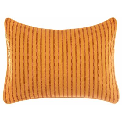 Tropical Lily Stripe Breakfast Pillow by Tommy Bahama Bedding