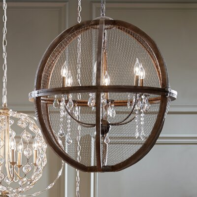 Rosemont Crystal Chandelier Product Photo