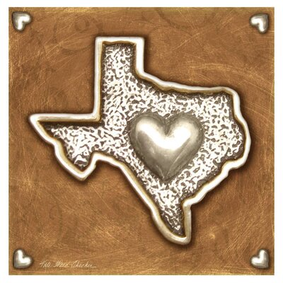 Texas Love II Occasions Coasters Set by Thirstystone