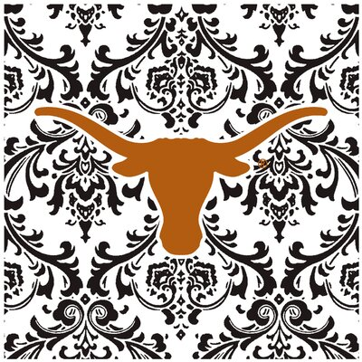 University of Texas Square Occasions Trivet by Thirstystone