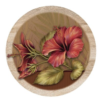 Hibiscus Coaster by Thirstystone