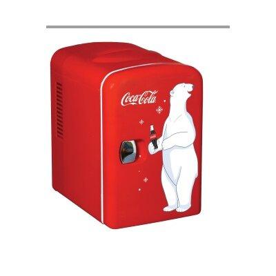 0.14 cu. ft. Compact Refrigerator by Koolatron