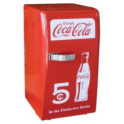 0.777 cu. ft. Compact Refrigerator by Koolatron
