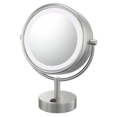 NeoModern LED Lighted Mirror by Kimball & Young