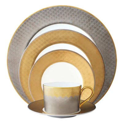 Fortune 5 Piece Place Setting by Nikko Ceramics