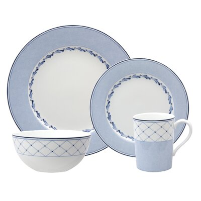 Brushstroke 5 Piece Place Setting by Nikko Ceramics