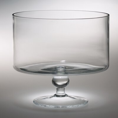 Majestic Crystal Trifle Serving Bowl