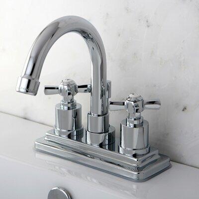Millennium Double Handle Centerset Bathroom Faucet Product Photo