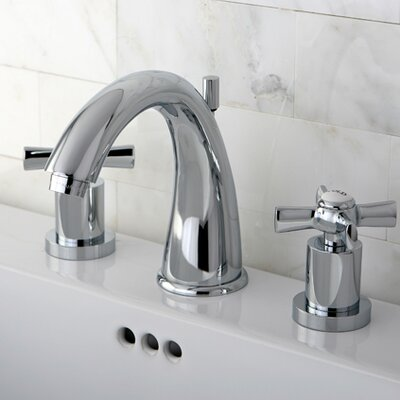 Millennium Double Handle Widespread Bathroom Faucet Product Photo