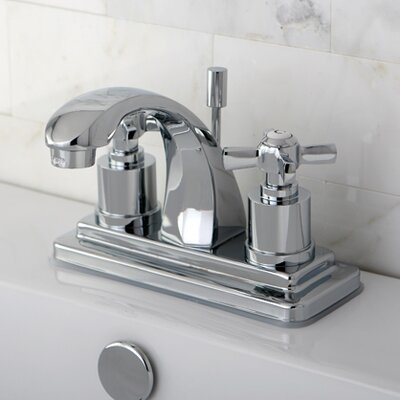 Millennium Double Handle Centerset Bathroom Faucet Product Photo