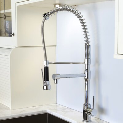 Concord Single Handle Pull-Down Kitchen Faucet Product Photo