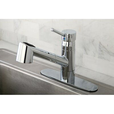 Wilshire Gourmetier Single Handle Pull-Out Spray Kitchen Faucet Product Photo