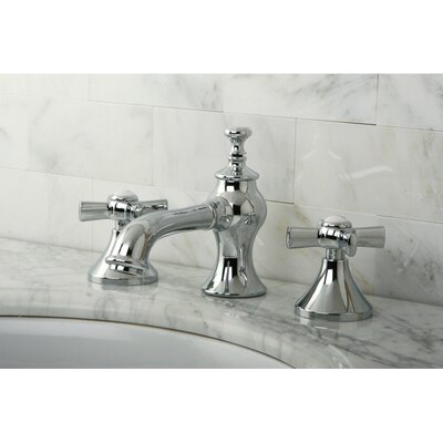 Millennium Double Handle Widespread Bathroom Faucet with Pop-Up Drain Product Photo