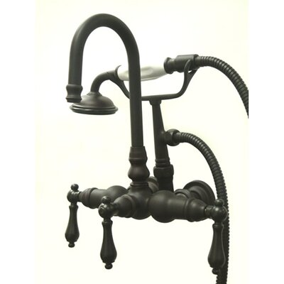 Vintage Clawfoot Tub Filler Product Photo