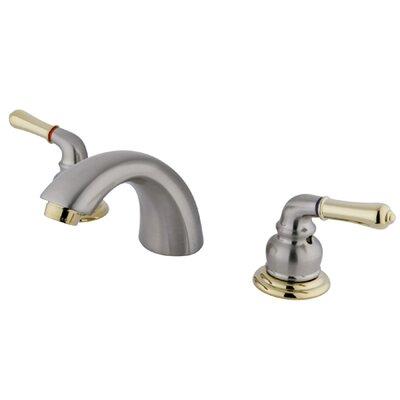 Magellan Double Handle Widespread Bathroom Faucet Product Photo