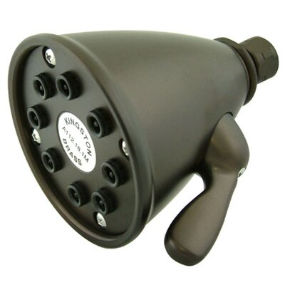 """Victorian 3.63"""" Adjustable Shower Head Product Photo"""