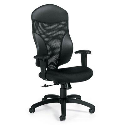 Global Total Office Tye High-Back Pneumatic Office Chair