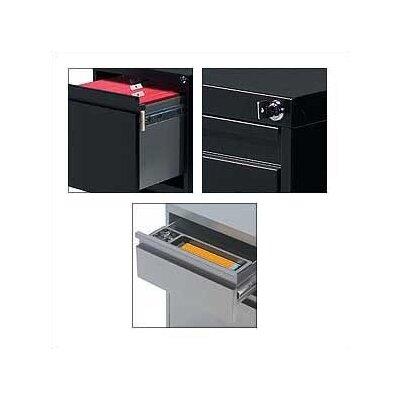 Global Total Office G Series 3-Drawer Box/File Pedestal