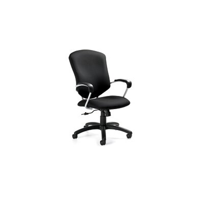 Global Total Office Supra High Back Pneumatic Tilter Chair