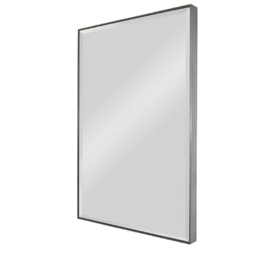 Beveled Wall Mirror by Ren-Wil