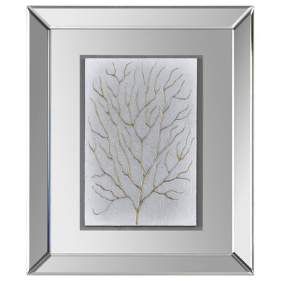 Branching Out I Framed Graphic Art by Ren-Wil