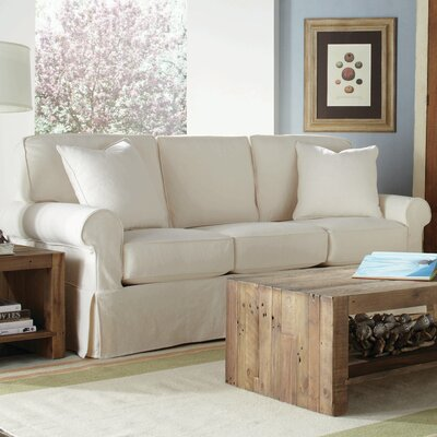 Nantucket Slipcovered Sleeper Sofa by Rowe Furniture