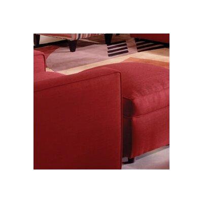 Rowe Furniture Monaco Mini Mod Chair and Ottoman