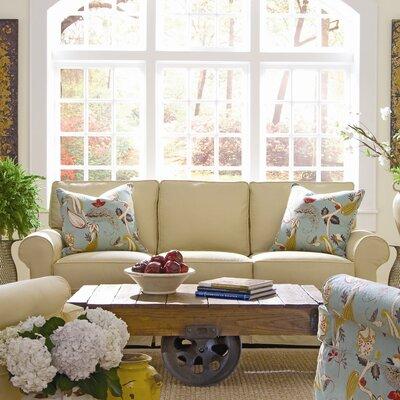 Nantucket Queen Sleeper Sofa by Rowe Furniture