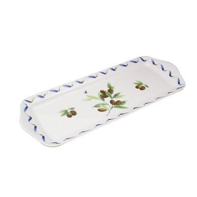 Pillivuyt Garrigue Rectangular Platter