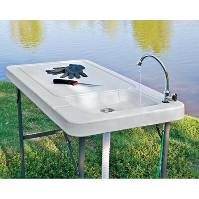 Outdoor Sink Table by Stonegate Designs Furniture