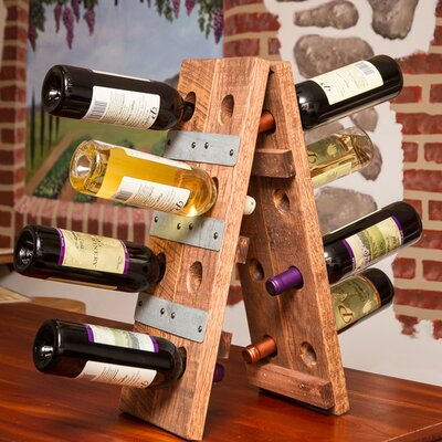 12 Bottle Riddling Wine Rack by Napa East Collection