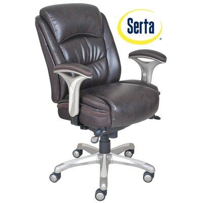 Harmony High-Back Executive Office Chair by Serta at Home
