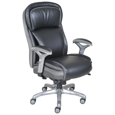 Blissfully High Back Manager Executive Chair AIR™ Technology by Serta at Home