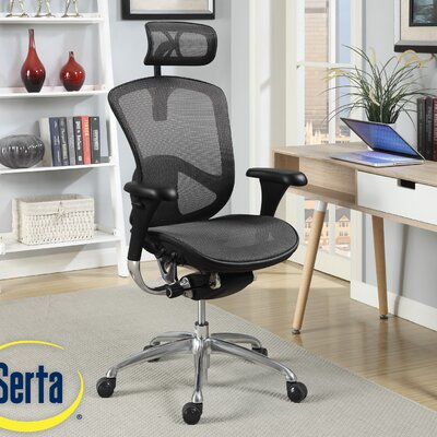 Rincon Mesh Executive Office Chair by Serta at Home