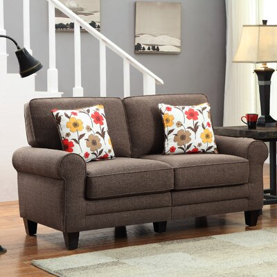 RTA Mansfield Loveseat Sofa by Serta at Home