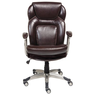 Serta at Home Back in Motion™ Health and Wellness Mid-Back Executive Chair