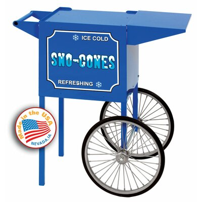 Sno Cone Cart for Arctic Blast by Paragon International
